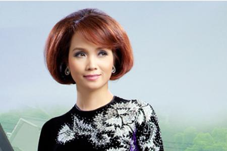 Tổng giám đốc FPT Media Mai Thu Huyền.