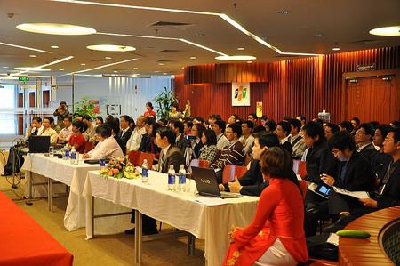 Các chương trình FLI tổ chức luôn có sức hút với đông đảo CBNV FPT. Ảnh: C.T.