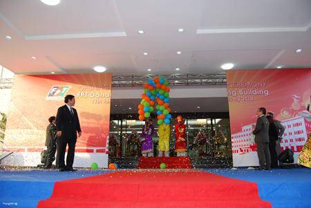 ngày 11/01/2010, tòa nhà FPT Đà Nẵng tại Khu Công nghiệp Massda chính thức được khánh thành. Đây là tòa nhà sở hữu đầu tiên của Tập đoàn FPT tại Đà Nẵng.
