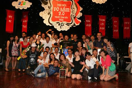 Hội diễn STCo Night do FPT Software tổ chức với sự tham dự của 9 bang phái đã diễn ra vào tối 25/8, tại Nhà hát Âu Cơ, số 8 Huỳnh Thúc Kháng, Hà Nội.