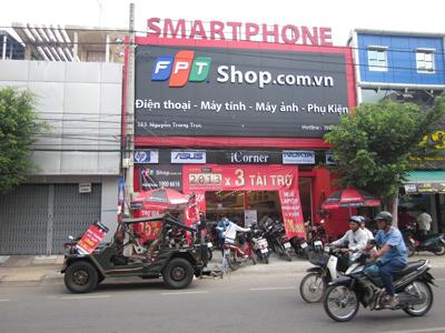 Báo TH&PL: FPT Shop mở dịch vụ giao hàng nhanh trong một giờ