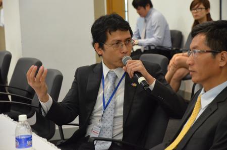 Theo anh Nguyễn Thành Lâm, giải pháp của FPT Software đang và sẽ được triển khai cho nhiều ngành nghề khác nhau.