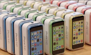Giá iPhone 5C 32GB chính hãng FPT bằng nửa iPhone 5S