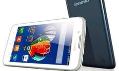 Smartphone Lenovo A328 giảm giá nhẹ