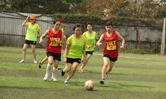 Chiến thuật 'ruồi bu' tỏa sáng tại Lady Cup FSOFT 2015
