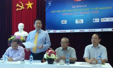 FPT tham dự Vietnam ICT Summit 2015