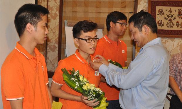 Chủ tịch FPT Trương Gia Bình nhấn mạnh, vai trò của các cán bộ công nghệ rất quan trọng đối với sự phát triển của FPT.