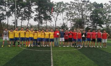 Giải bóng đá Thu Đông FSU11 khởi tranh