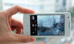 Lenovo A1000 - smartphone lõi tứ, giá chỉ 1,5 triệu đồng