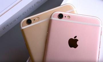iPhone 6S chính hãng bán tại Việt Nam vào ngày 6/11