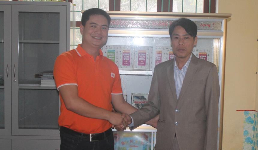 Anh Hoàng Hà, PGĐ FPT Telecom chi nhánh Quảng Bình, cho biết, trách nhiệm xã hội đã trở thành một phần trong chiến lược của FPT từ nhiều năm qua. Tập đoàn muốn hướng đến môi trường doanh nghiệp trong lành, đơn vị tích cực chia sẻ với cộng đồng nhằm lan tỏa tinh thần vì cộng đồng đến với xã hội.