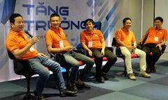 Lần đầu tiên truyền hình trực tuyến Hội nghị chiến lược FPT