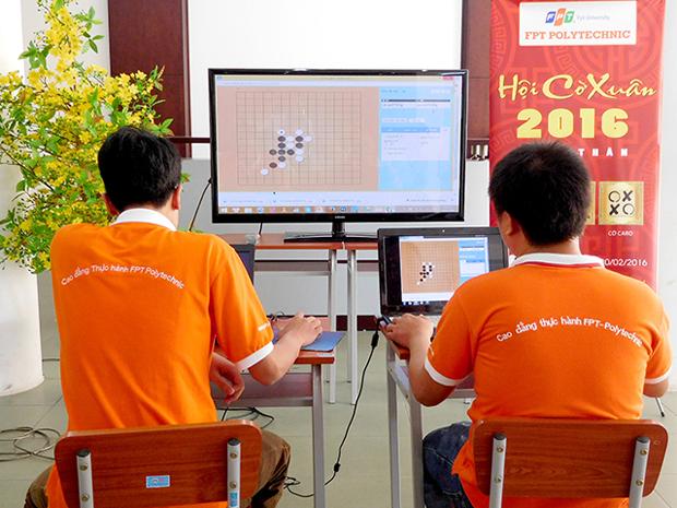 vòng chung kết được diễn ra tại sảnh cơ sở 2 - FPT Polytechnic HCM và được phát trực tiếp trên TV cho khán giả dễ dàng theo dõi.
