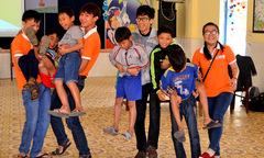 Người FPT Đà Nẵng thăm Làng Hy vọng
