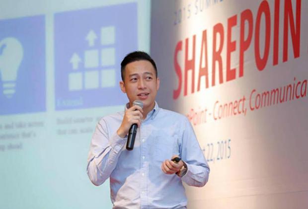 Thuận đang xây dựng kiến trúc và tư vấn, chuẩn hóa các giải pháp trên nền tảng SharePoint, quản lý một số hệ thống SharePoint lớn cho các bộ ban ngành của chính phủ Singapore.