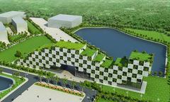 Tòa nhà hiệu bộ ĐH FPT đạt giải Vàng của Hội Kiến trúc sư Việt Nam