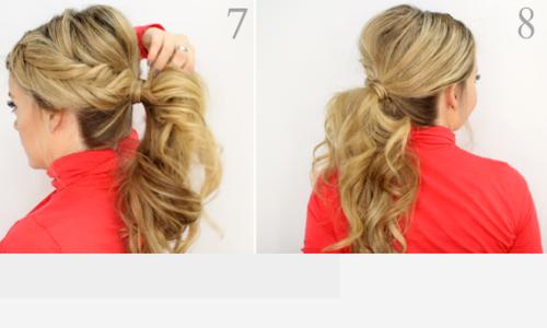 Những kiểu tóc 'sang chảnh' chỉ dành cho nàng tóc dài