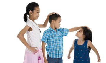 Chỉ một phép tính biết chiều cao con bạn khi trưởng thành