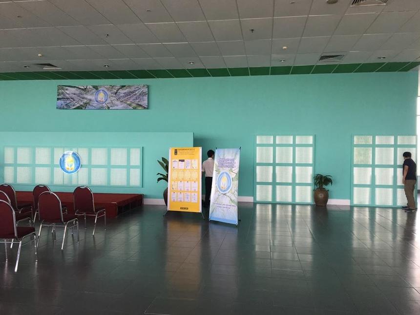 Phòng chăm sóc sức khỏe FPT với màu xanh mát mắt cũng bắt đầu được đưa vào sử dụng từ hôm nay nhằm giúp nhân viên FPT có thêm những giờ phút thư giãn sau giờ làm việc.