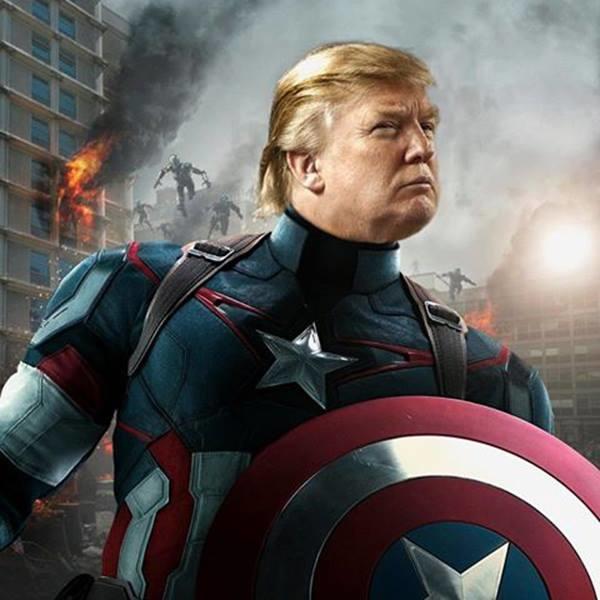 Trong cuộc chiến quyết định,Donald Trump tỏ ra vượt trội hoàn toàn.