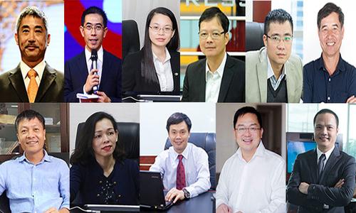 20-27/12: Bình chọn lãnh đạo FPT của năm