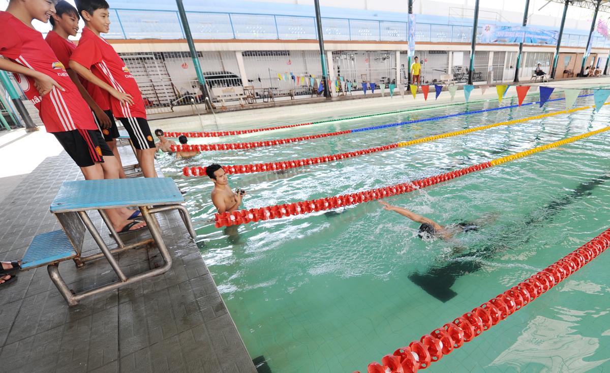 Kết quảở giải bơi sải nam, bằng cú nước rút hoàn hảo, Nguyễn Đăng Khoa của Sendo.vn đã giành HCV với thành tích 36'37. Hai vận động viên của FPT Software là anh Hà Phong Phú (37'53) và anh Lê Minh Đức (38'55) lần lượt về Nhì và Ba.