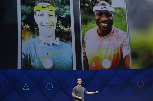 Nền tảng Camera Effects giúp các nhà phát triển tạo ứng dụng AR cho camera của Facebook.