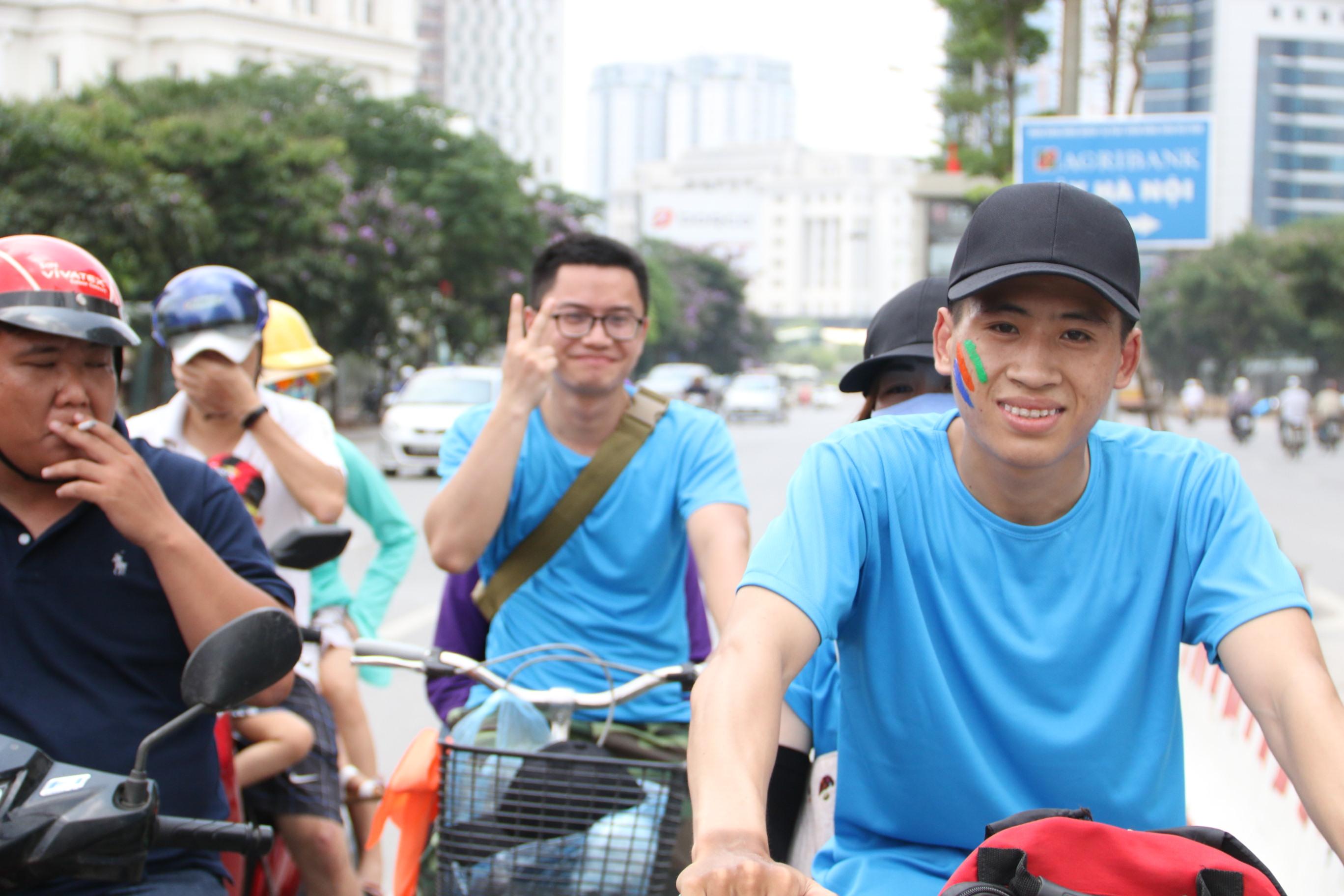 Về Le tour de FSoft năm nay, Minh Hải đánh giá, các chặng đường BTC chọn hơi khó, nếu không tinh ý sẽ đi sai đường.