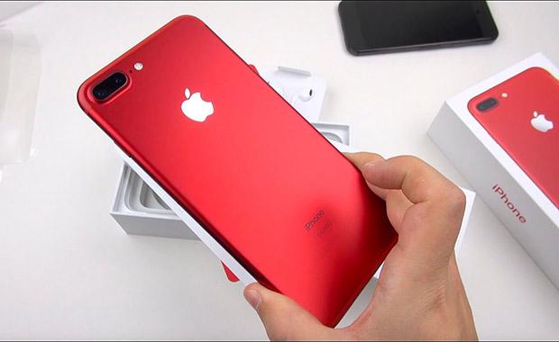 iPhone 7 Plus RED và iPhone 6 32 GB âm thầm giảm giá cả triệu đồng