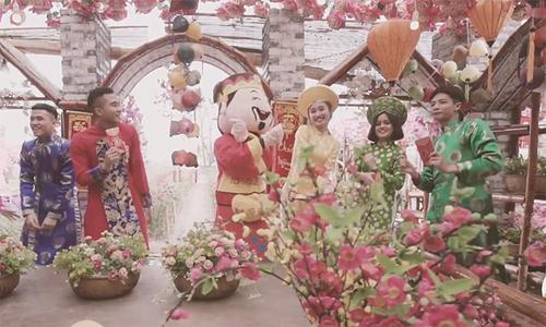 Đoàn Văn công FPT ra mắt MV 'Tết trong tâm hồn'