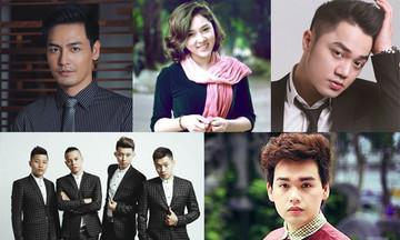 MC Phan Anh cùng dàn ca sĩ nổi tiếng tham gia Ngày FPT vì cộng đồng