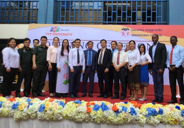 Sự hợp tác giữa 2 trường tư nhân của 2 nước sẽ mở ra những cơ học tập mới cho sinh viên Lào và thể hiện sự phát triển ngày càng lớn mạnh, vươn ra toàn cầu của ĐH FPT.