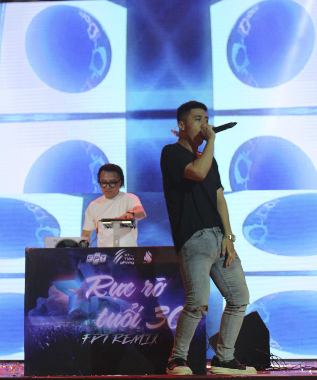 Lê Trình là một trong những DJ hàng đầu Việt Nam Người từng giành giải Nhất cuộc thi DJ toàn quốc năm 2005 và giải Nhì cuộc thi chung kết DJ các nước châu Á và châu Đại dương tại Indonesia sẽ mang tới Sao Chổi miền Trung không khí sôi động.