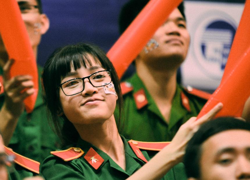 Tối 17/5, vòng chung kết Cuộc đua số 2018 đã diễn ra tại Nhà thi đấu quận Tây Hồ, Hà Nội. 8 đội chơi xuất sắc đến từ các trường đại học tại Hà Nội, Đà Nẵng và TP HCM tham gia tranh tài bằng những chiếc xe tự hành do mỗi đội tự lập trình. Chương trình được truyền hình trực tiếp trên VTV2, tường thuật trực tiếp trên báo VnExpress và livestream trên Fanpage Cuộc đua số.