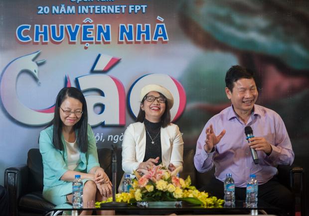 Khi Việt Nam chưa có Internet, FPT đã có mạng Trí tuệ Việt Nam (TTVN), một sản phẩm tiền thân của mạng xã hội, tạo cho người dùng một thói quen và một không gian tương tác nội bộ với nhau trước khi Internet chính thức vào Việt Nam năm 1997. Thời đó, những người trẻ tuổi như Chu Thanh Hà, Thái Thanh Sơn, Nguyễn Thị Huệ, Lã Hồng Nguyên… đã lập nickname, chat với nhau, bán C sủi, lập box Tâm sự… Toàn những thứ vài ba năm sau đó giới trẻ mới quen dùng.