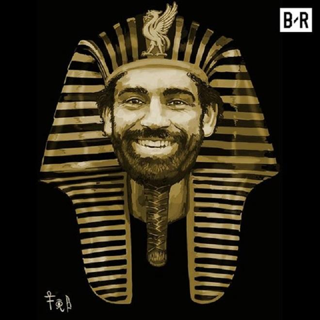 Ngôi sao Mohamed Salah của đội bóng Ai Cập kịp bình phục chấn thương để góp mặt tại World Cup 2018. Anh là niềm hy vọng số một của đất nước Ai Cập.