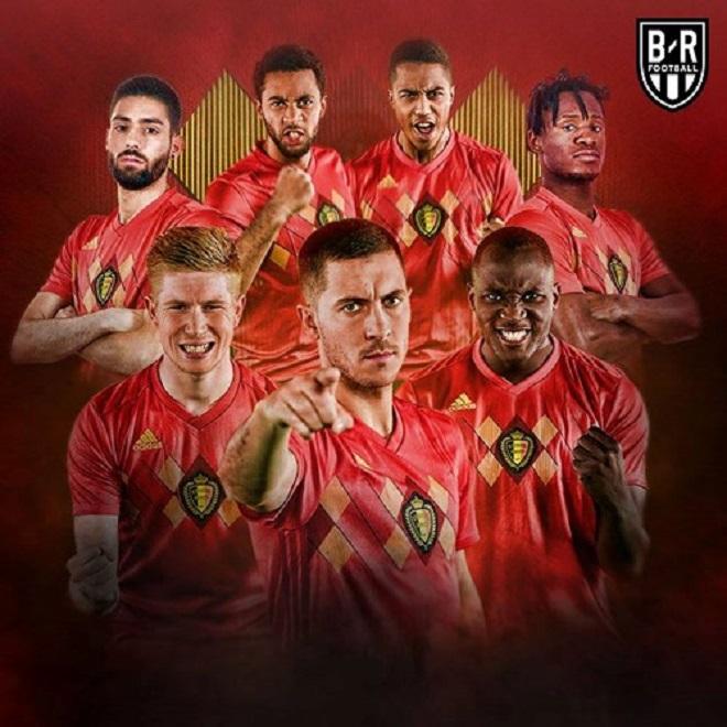 Đội tuyển Bỉ sở hữu dàn ngôi sao chất lượng và đang độ chín của sự nghiệp cầu thủ. Họ sẵn sàng làm nên kỳ tích tại World Cup 2018.