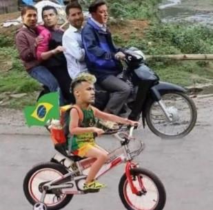 Anh tài của bóng đá thế giới lần lượt rời cuộc chơi. Neymar cũng đành ngậm ngùi tiếp bước.