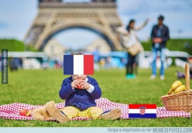 """Pháp đã trải qua một kỳ World Cup thuyết phục và cách họ đánh bại Croatia trong trận chung kết chính là lời khẳng định đanh thép nhất. Đặc biệt, Pháp đã có được hiệp 2 dễ dàng để """"gặm nhấm"""" từ từ đối thủ Croatia."""