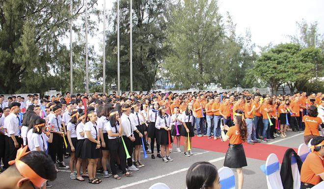 Sáng nay (17/1), chương trình phát động 'Đại lễ FPT 30 năm Tiên phong' đã diễn ra tại Đà Nẵng.