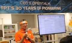 CEO Bùi Quang Ngọc: 'FPT tươi sáng trong 300 năm nữa'