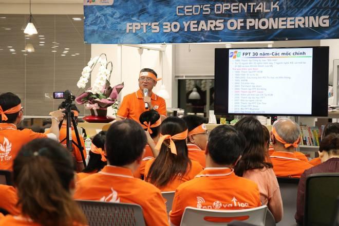 """FPT Japan sắp mở văn phòng tại Yokohama, văn phòng thứ 7 của nhà F tại Nhật Bản. Năm 2017, FPT Japan đạt doanh số 158 triệu USD và dự kiến năm nay sẽ chạm con số 200 triệu USD. """"FPT Japan là đơn vị có tốc độ tăng trưởng cao nhất tập đoàn. Đó đều là những con số đáng tự hào"""", anh Ngọc nhấn mạnh."""