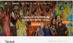 FPT ra mắt trang Sử ký Online 30 năm Mở lối Tiên phong