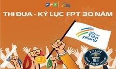 Nhà F phát động Thi đua - Kỷ lục FPT 30 năm