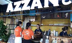 Check-in áo cam tại Azzan Coffee được giảm 20% phí đồ uống