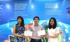 FPT IS trao 'tiền tươi' cho 3 người hiểu Sử ký nhất