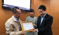 FPT Telecom giành giải Vàng chặng đua kinh doanh đầu tiên