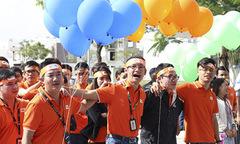 Toàn cảnh 'Đại lễ FPT 30 năm Tiên phong' khu vực miền Trung