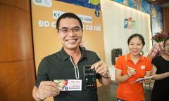 Nhà FPT Hà Nội rộn ràng thi Kỷ lục Offline lần 2