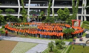 Gần 1.000 huy hiệu đến tay người FPT Hà Nội